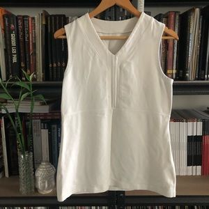 Lululemon Vintage Vneck Tank Top (FREE: add on)